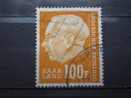 VEND BEAU TIMBRE DE SARRE N° 408 !!! - 1957-59 Federazione
