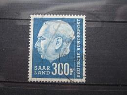 VEND BEAU TIMBRE DE SARRE N° 410 !!! - 1957-59 Federazione