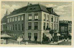 Heerenveen; Grand-Hotel Groen Met Lunchroom 't Friesche Haagje - Niet Gelopen. (G. Nijdam - Oranjewoud) - Heerenveen