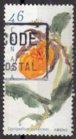 Canada 1999 Sc. 1790 Cypripedium PuЬescens Quadro Dipinto Chow Fiori Flowers Used - Modern