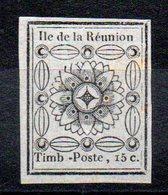 REUNION - YT N° 1a - Neuf * - MH - Cote: 80,00 € - Neufs