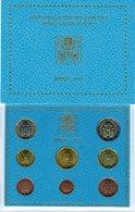 Vatican Coffret Officiel BU 1 Cent à 2 Euro 2019 - Vatican