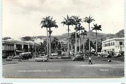 ILE MAURICE - Statue Labourdonnais - Port-Louis - Mauricio