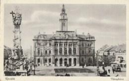 Serbia - Novi Sad - Rathaus - Serbia