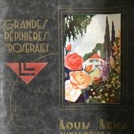 GRANDES PEPINIERES & ROSERAIES LOUIS LENS WAVRE NOTRE DAME LEZ MALINES BELGIQUE 1930 - B. Flower Plants & Flowers