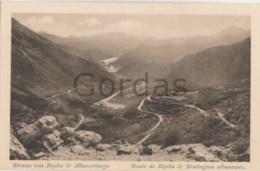 Albania - Route De Rijeka - Montagnes Albanaises - Albania