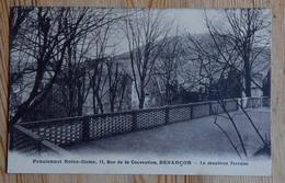 25 : Besançon - Pensionnat Notre-Dame - 11 Rue De La Convention - La Deuxième Terrasse - (n°15072) - Besancon
