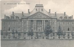 CPA - Belgique - Brussels - Bruxelles - La Caserne Des Guides - Etterbeek