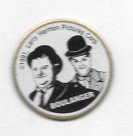 Pin' S  Cinéma, Acteurs  LAUREL  Et  HARDY, BOULANGER  1991  Larry  Hamon  Pictures  Corp. - Cinéma