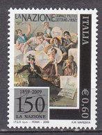 PGL DC0971 - ITALIA REPUBBLICA 2009 SASSONE N°3111 ** - 2001-10:  Nuovi
