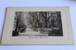 Angleterre  Spencer Road Ryde Iof W - Angleterre