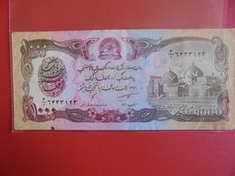 AFGHANISTAN 1000 AFGHANIS 1979-91 CIRCULER - Afghanistan