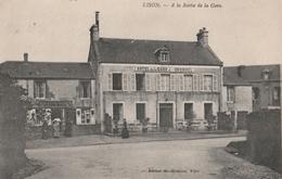 Lison - A La Sortie De La Gare - France