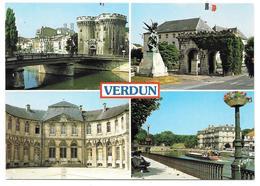 55 - VERDUN - Multivues - Ed. Yvon N° 10 55 0006 - Verdun