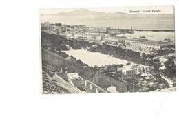 Cpa - Gibraltar - GRAND PARADE - V.B.  CUMBO - Gibraltar