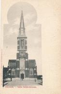 CPA - Belgique - Brussels - Bruxelles - Etterbeek - Eglise Sainte-Gertrude - Etterbeek