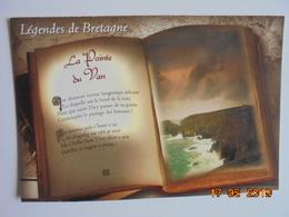 Legendes De Bretagne. Cleden Cap Sizun 29. La Pointe Du Van. JOS - Fairy Tales, Popular Stories & Legends