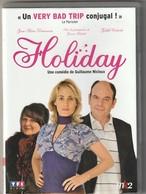 DVD Holiday  AVEC JEAN PIERRE DARROUSSIN  Etat: TTB - Comédie