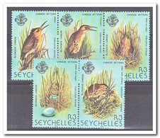 Seychellen 1982, Postfris MNH, Birds - Seychelles (1976-...)