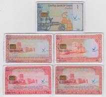 OMAN  1000Ex.  EXPIRED - Oman