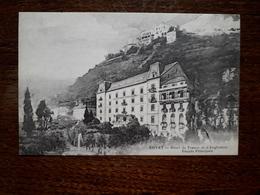 L19.534 Royat. Hotel De France Et D'Angleterre. Façade Principale - Royat