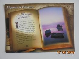 Legendes De Bretagne. Les Korrigans A Bord Des Bateaux. JOS - Fairy Tales, Popular Stories & Legends