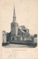 CPA - Belgique - Brussels - Bruxelles - Ancienne Eglise D'Etterbeek - Etterbeek