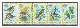 Seychellen 1979, Postfris MNH, Birds - Seychelles (1976-...)