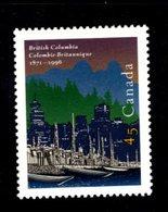 770061671 1996 SCOTT 1613   POSTFRIS  MINT NEVER HINGED EINWANDFREI  (XX) BRITISH COLUMBIAS ENTRO INTO CONFEDERATION - 1952-.... Règne D'Elizabeth II