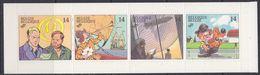 Belgie 1991 Comics  Booklet ** Mnh (F7850) @ Face - Carnets 1953-....