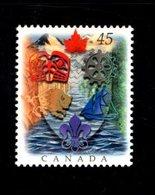 770062337 1996 SCOTT 1614   POSTFRIS  MINT NEVER HINGED EINWANDFREI  (XX) CANADIAN HERALDRY - 1952-.... Règne D'Elizabeth II