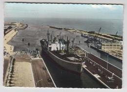 AA207 - OUISTREHAM RIVA BELLA - Cargo Au Bassin à Flots - Ouistreham