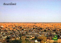1 AK Mauretanien Mauritania * Blick Auf Die Stadt Boutilimit- Luftbildaufnahme * - Mauritania