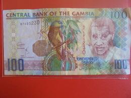 GAMBIE 100 DALASIS 2006 CIRCULER - Gambia