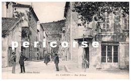 46  Cahors  Rue Brives - Cahors