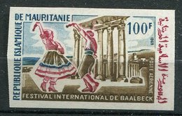 Mauritanie ** ND PA 89 - Festival De Baalbek - Mauritania (1960-...)