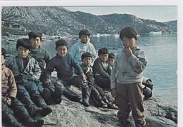 Greenland Children - Greenland