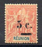 REUNION - YT N° 52 - Neuf ** - MNH - Cote: 20,00 € - Neufs
