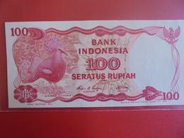 INDONESIE 100 RUPIAH 1984 PEU CIRCULER - Indonesia