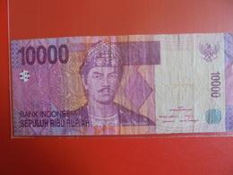 INDONESIE 10.000 RUPIAH 2005 CIRCULER - Indonesia
