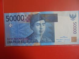INDONESIE 50.000 RUPIAH 2005 PEU CIRCULER - Indonesia