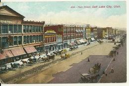 MAIN STREET / SALT LAKE CITY - UTAH - Salt Lake City