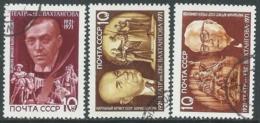 1971 RUSSIA USATO TEATRO DI STATO DI E. WACHTANGOV A MOSCA - UR21-3 - 1923-1991 URSS