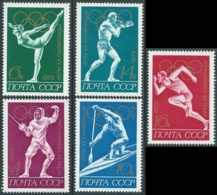 1972 RUSSIA OLIMPIADI DI MONACO MNH ** - UR20-6 - Nuovi