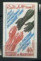 Mauritanie ** ND N° 292 - Lutte Contre Le Racisme - Mauritania (1960-...)
