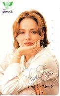 Sharon STONE  Cinéma Film Star Actrice Femme  Télécarte Phonecard (G 160) - Cinéma