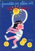 CPM - JEUNESSE AU PLAIN AIR - V. MORVAN & L. COUPER - Edit. Spécialfab - Paris 1983 - Collector Fairs & Bourses