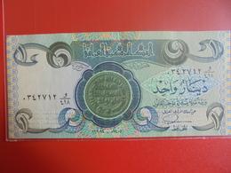 IRAQ 1 DINAR 1992 PEU CIRCULER/NEUF - Iraq