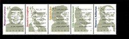 770079197 1996 SCOTT 1626A   POSTFRIS  MINT NEVER HINGED EINWANDFREI  (XX) AUTHORS UPSIDE IMPERFORATED - 1952-.... Règne D'Elizabeth II