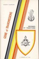 Génie Belge. Insignes Et Traditions - 1939-45